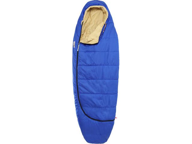 The North Face Plus Trail Synthetic 20 Sac de couchage Short long, bleu